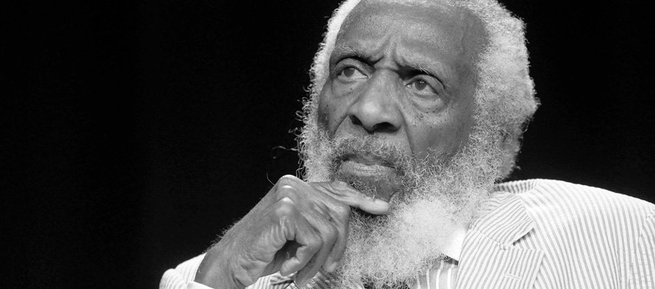 Dick Gregory at the Shrine of the Black Madonna