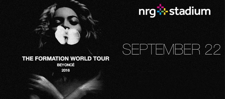 Beyoncé – The Formation World Tour