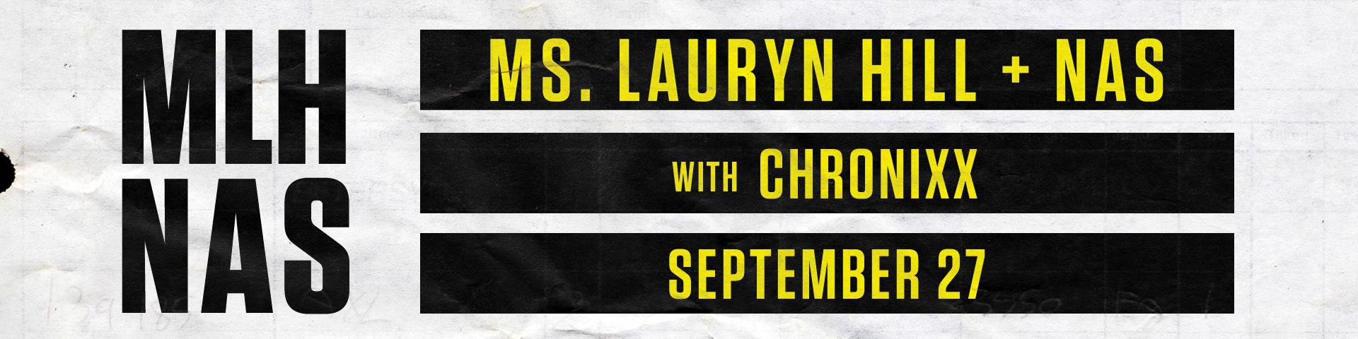 Nas + Ms Lauryn Hill