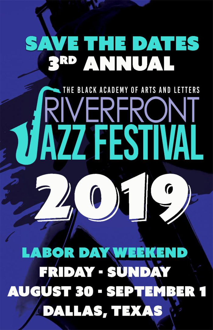 3rd Annual Riverfront Jazz Festival