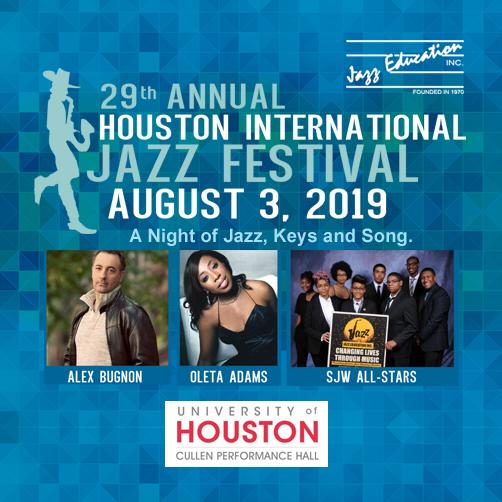 29th Houston International Jazz Festival