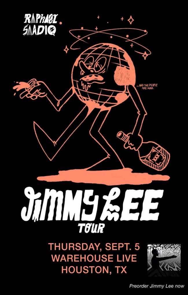 "Raphale Saddiq – ""Jimmylee Tour"""