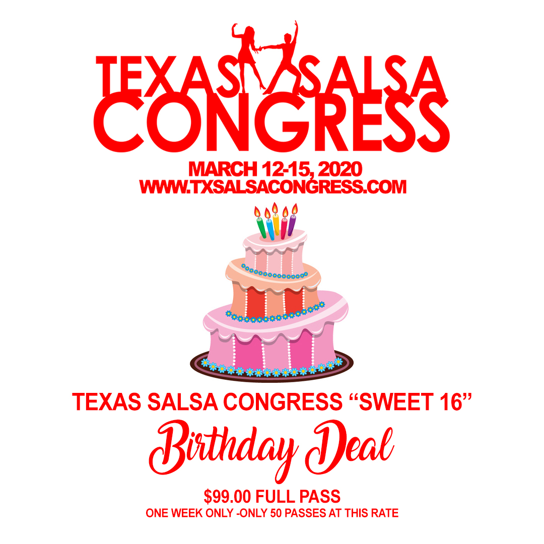 16th Annual Texas Salsa Congress